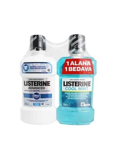 Listerine Ağız Çalkalama Suyu Renksiz